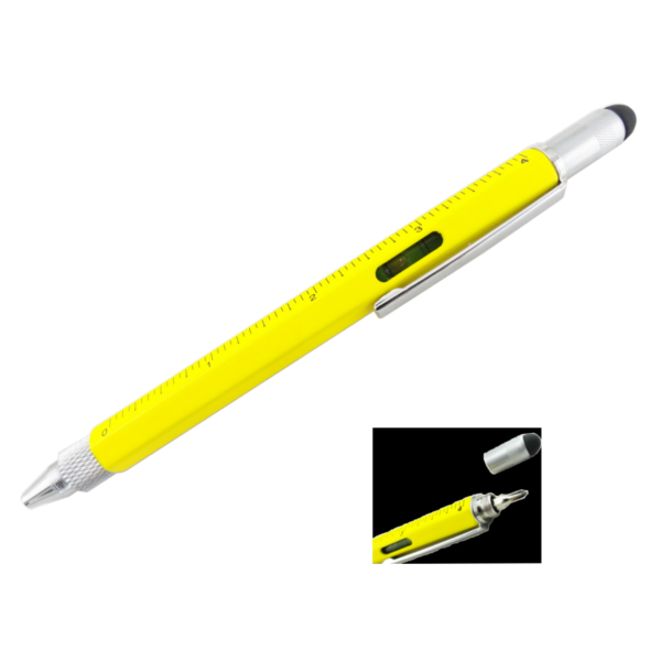 Tool Pen With Stylus